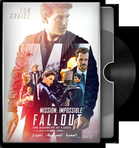 حصريا فيلم الاكشن والمغامرة والاثارة المنتظر Mission Impossible  Fallout (2018)  720p WEB-DL مترجم بنسخة الويب ديل Jalazo14