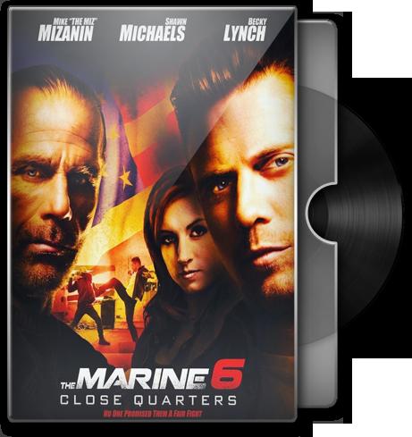 حصريا فيلم الاكشن والدراما الجميل The Marine 6 Close Quarters (2018) 720p BluRay مترجم بنسخة البلوري Jalazo17