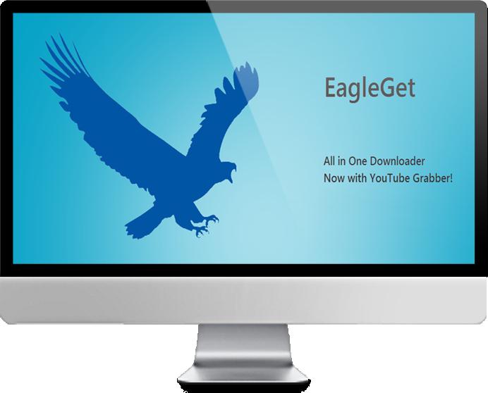حصريا عملاق تحميل الملفات من الانترنت الرائع EagleGet 2.0.5.0 باحدث اصدراته على عدة روابط Nsaerr27
