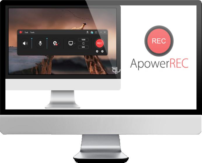 حصريا البرنامج الرائع للتصوير الشاشة والالعاب ApowerREC 1.3.3.7 + Crack [Latest Version 2019 باحدث اصدراته + التفعيل Nsaerr29