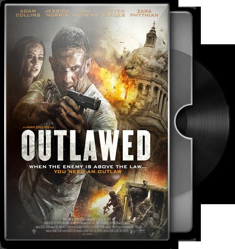 حصريا فيلم الاكشن الجميل Outlawed (2018) 720p WEB-DL مترجم بنسخة الويب ديل Ooo10