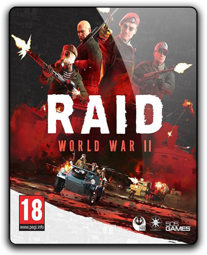لعبة الاكشن والحروب الرهيبة RAID World War II Excellence Repack 7.31 GB بنسخة ريباك Rrrrrr10