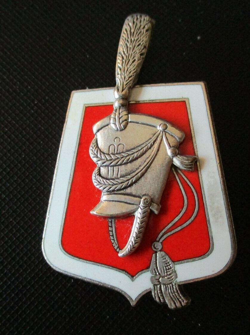 [I D E N T I F I C A T I O N] Insigne, pucelle, régiment de hussards ou pas ?! Aihcad10