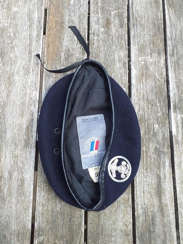 Béret Cavalerie Française... le nouveau je crois bien ?! Bzoret10