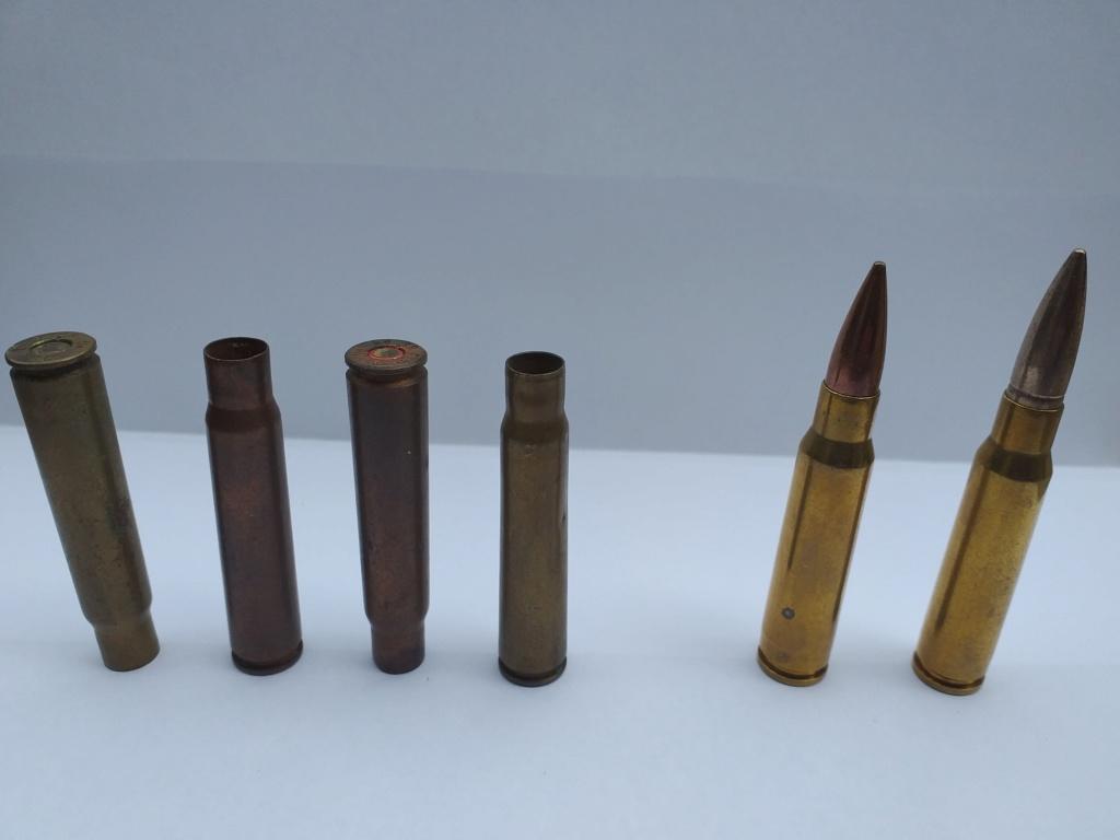 [Munitions] Douille's & Ogive's ? Calibr10
