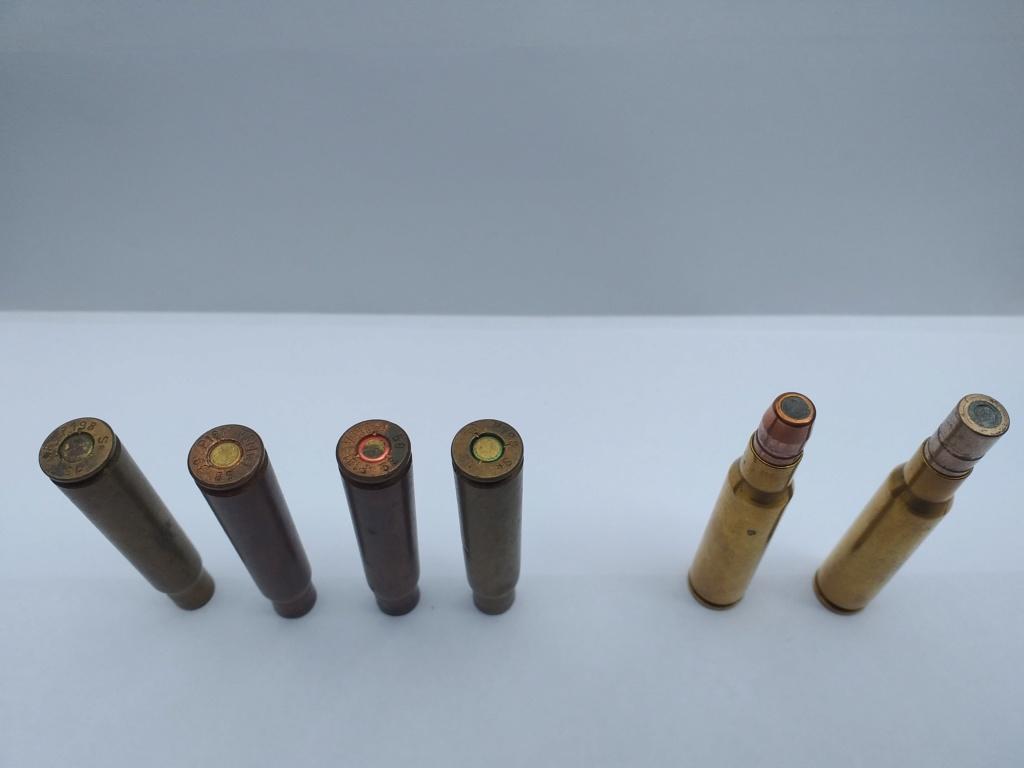 [Munitions] Douille's & Ogive's ? Calibr12