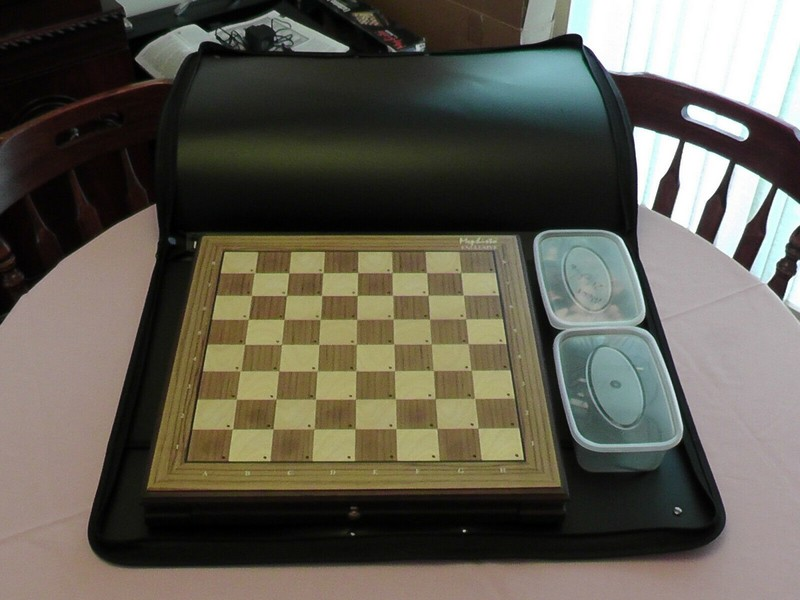 Storage Case - ideal for Mephisto Exclusive Chess Compute Storag17