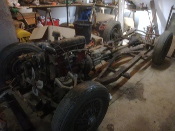 Triumph TR2 de 1954, sortie de grange...  Img_2043