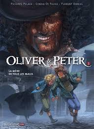 derniers romans achetés ou offerts - Page 20 Oliver13