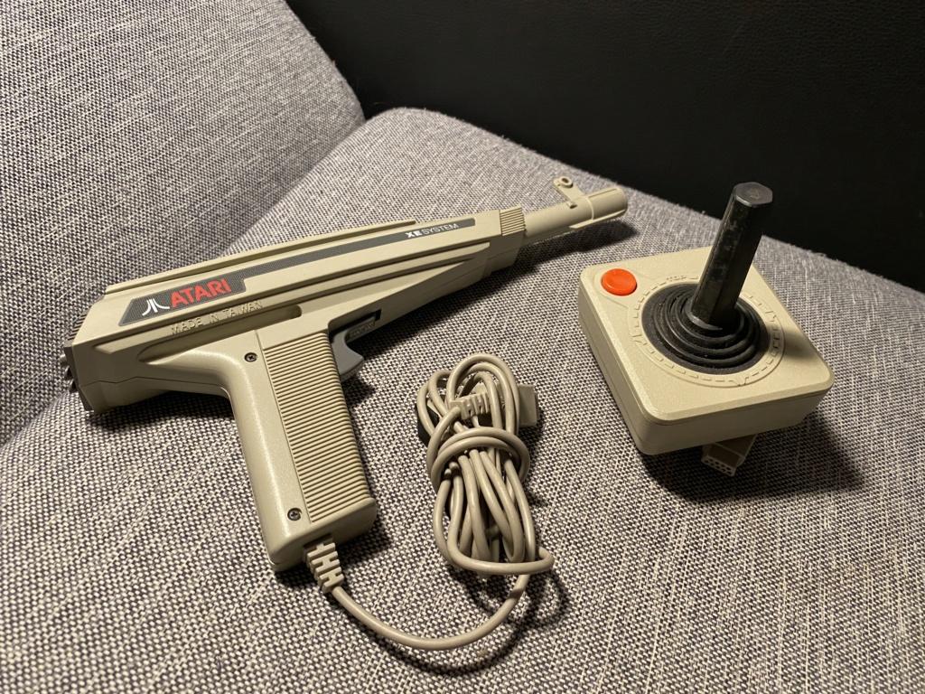 [VENDU ] Atari XEGS + jeux MAJ et baisse de prix 4e966a10