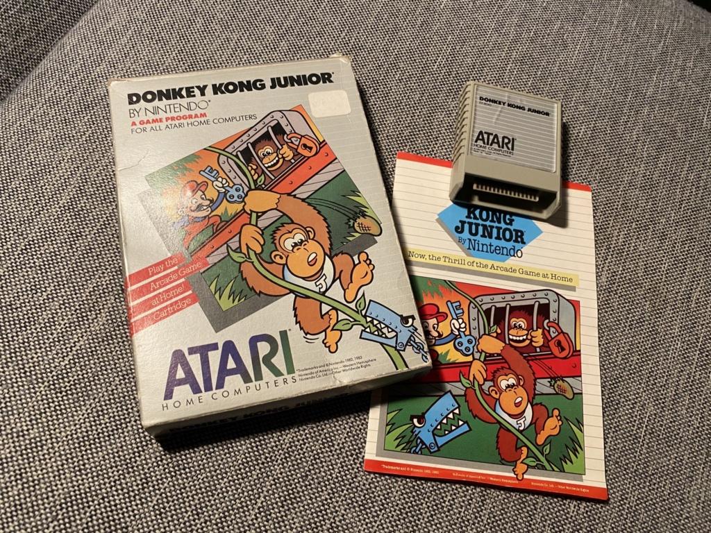 [VENDU ] Atari XEGS + jeux MAJ et baisse de prix 679b4010