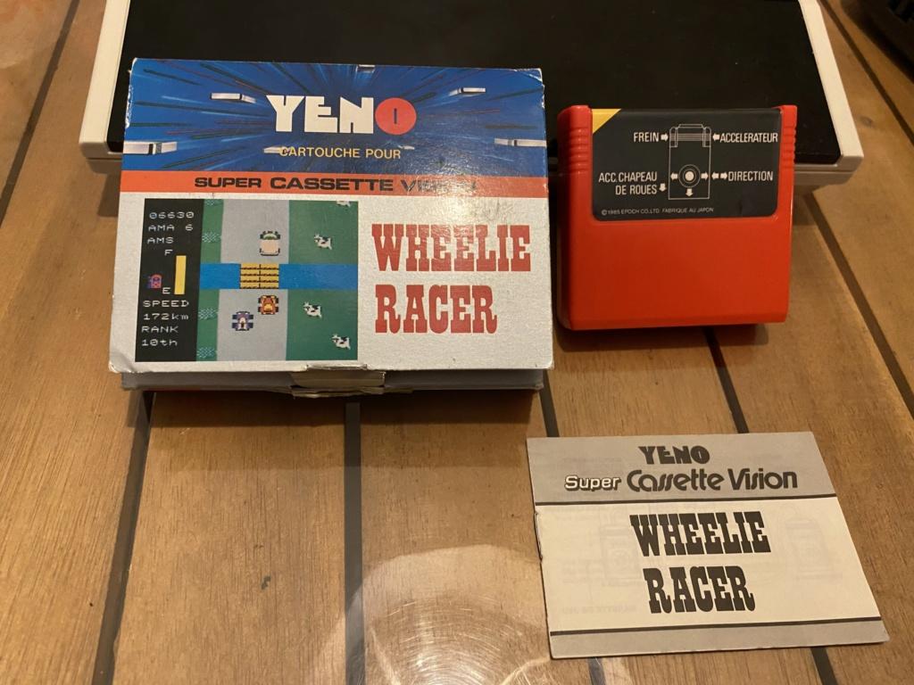 [ESTIM] Yeno super cassette vision + wheelie racer 68bb3210