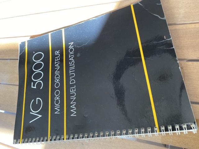 VG5000 en boîte (prix maj) F8869410