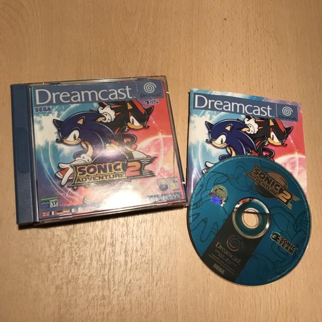[vente] Dreamcast + Shenmue 1 et 2 +master system + jeux master system Img_7211