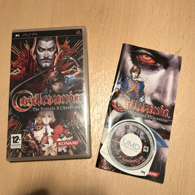 PS2 (RPG + divers) + PS1 (Herc's Adventure, Final Fantasy Anthology) + PSP (Castlevania) Img_7222