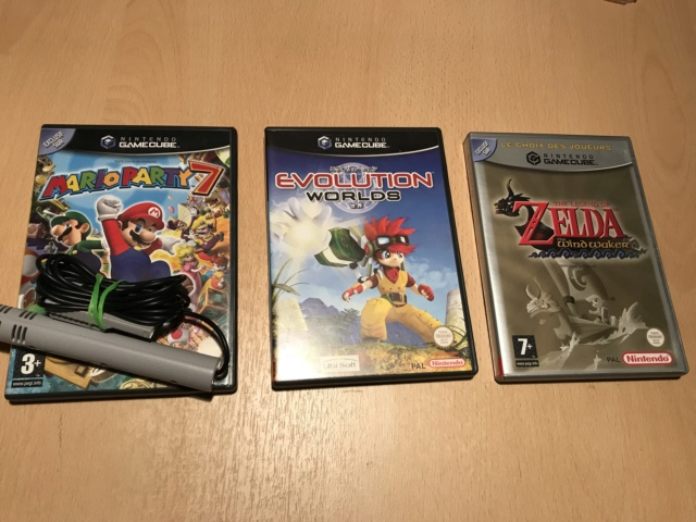[vente] super Nes + Jeux GAme Cube (Zelda, Mario Party 7, ...) Img_7228