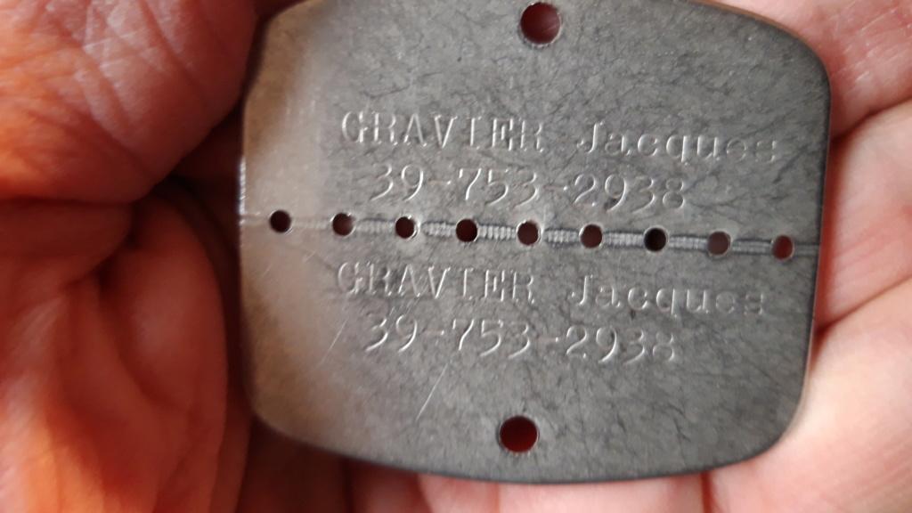 une plaque d'identité classe 1939 ? 20190134