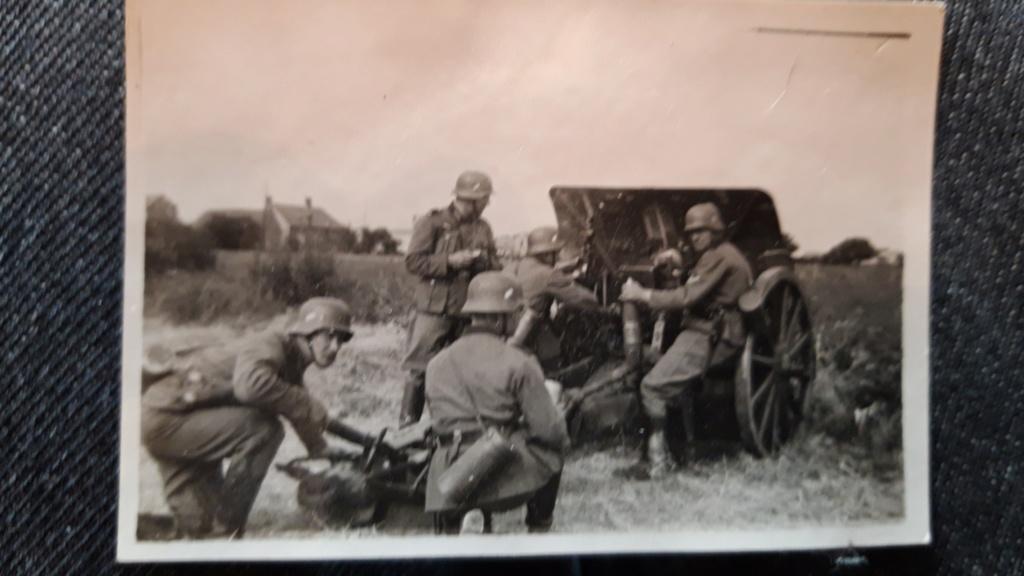 Artillerie allemande  20191156