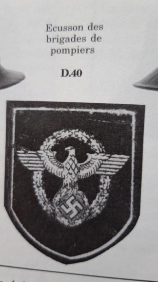 """""""Nouveau casque militaire en Allemagne"""" - Journal des débats politiques 1937 20200433"""