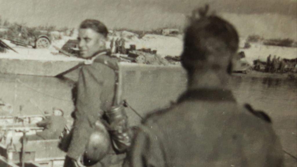 Photo allemande Dniepr 1941 20200553