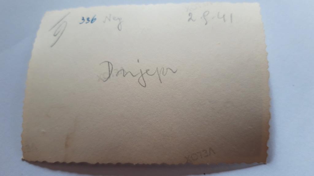 Photo allemande Dniepr 1941 20200555