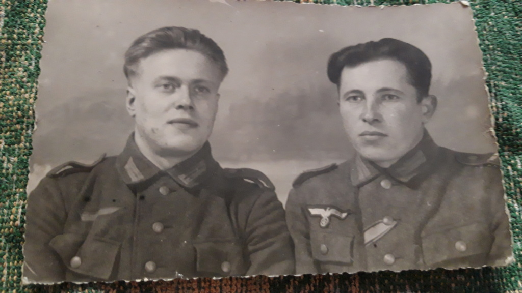 Photo allemande 1945 Nationalité? 20200596