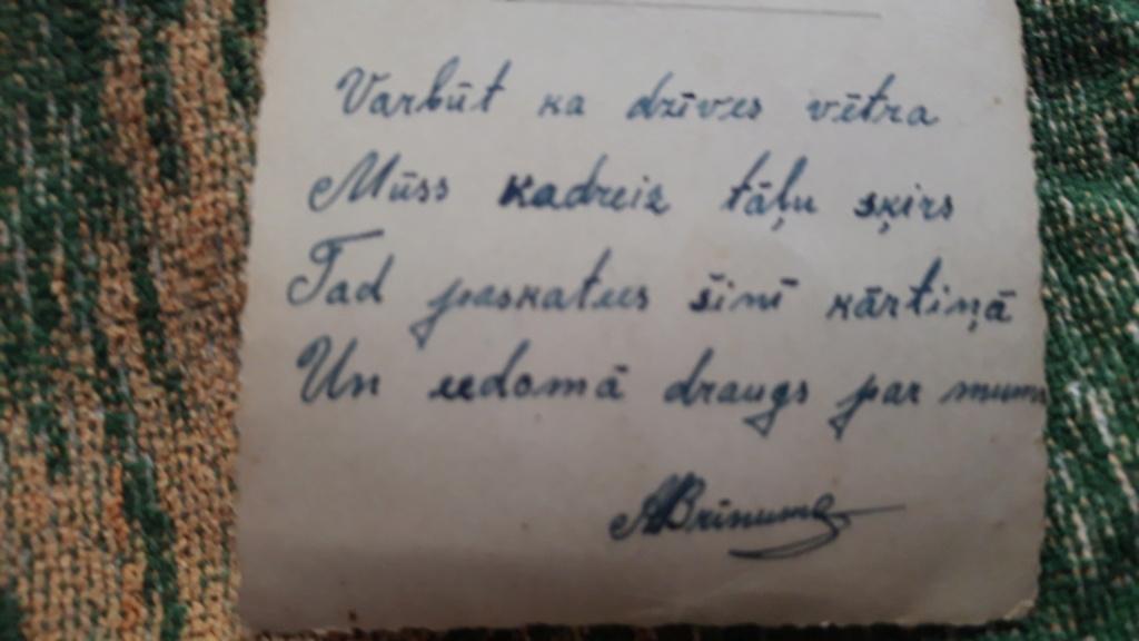 Photo allemande 1945 Nationalité? 20200597