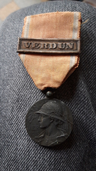 Médaille Verdun 20201290