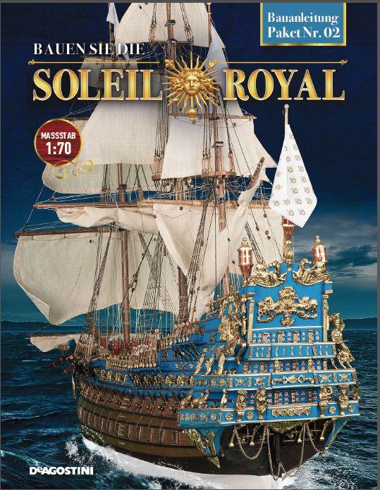 Artesania Latina lance son Soleil Royal au 1/72 - Page 2 0110
