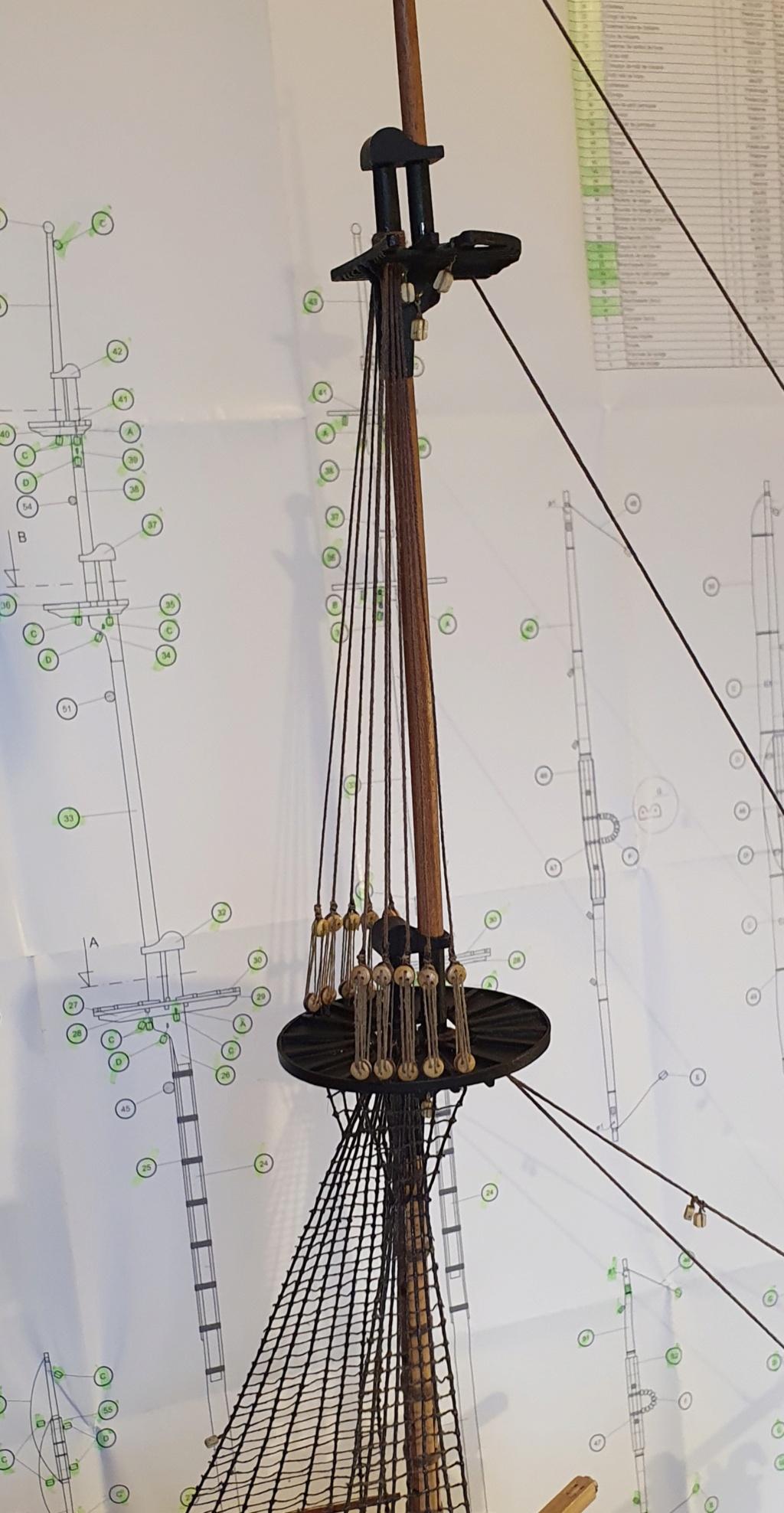 Soleil Royal - 1/70ème - Altaya/Model Space - Page 16 20201023