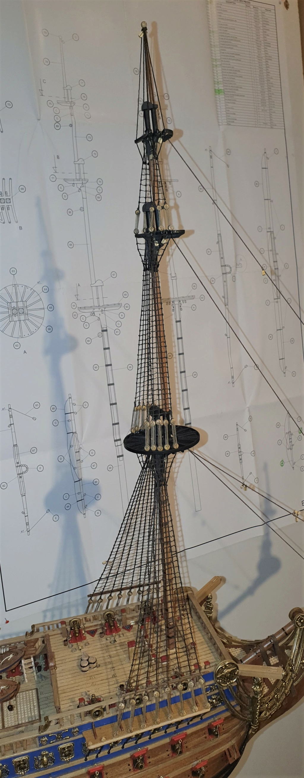 Soleil Royal - 1/70ème - Altaya/Model Space - Page 17 20201110