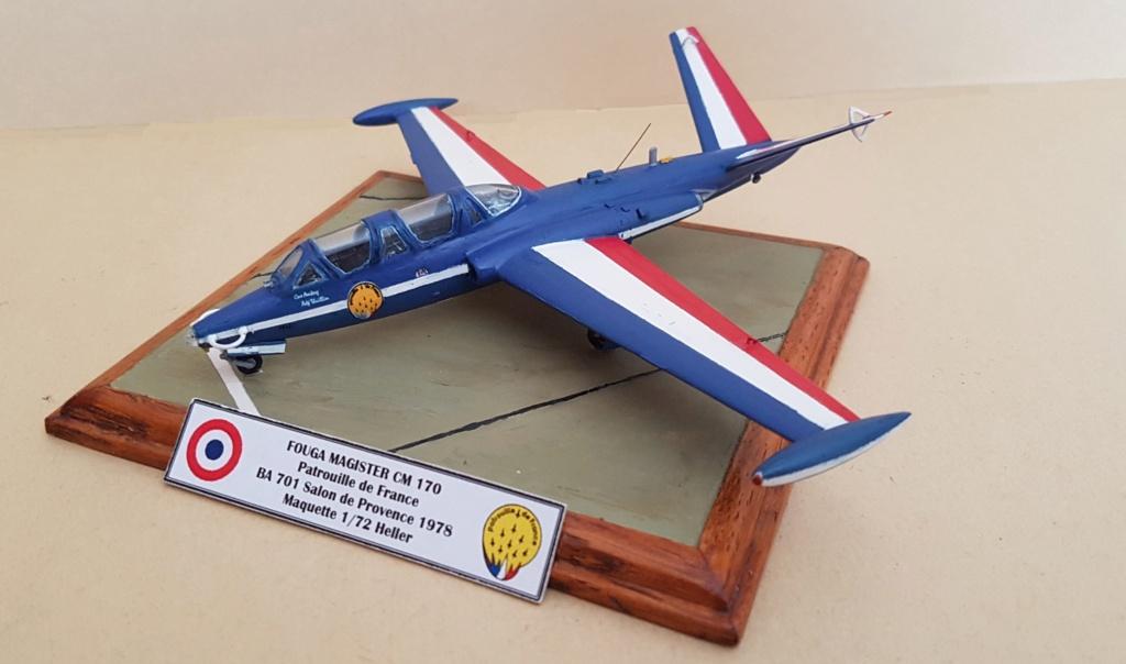 Avions 1/72 Fouga_10