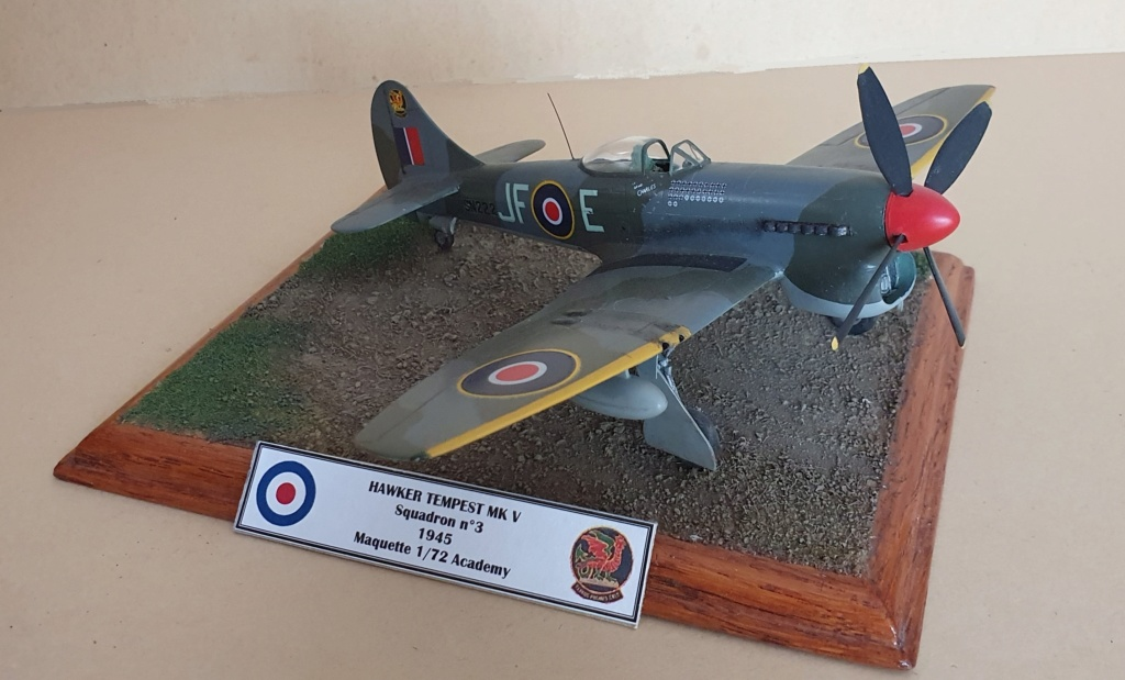 Avions 1/72 Hawker10