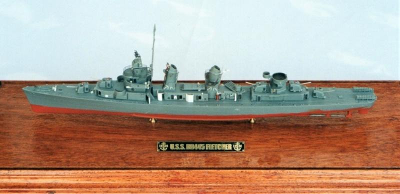 DD 445 Fletcher - Tamiya - 1/350 Img00210