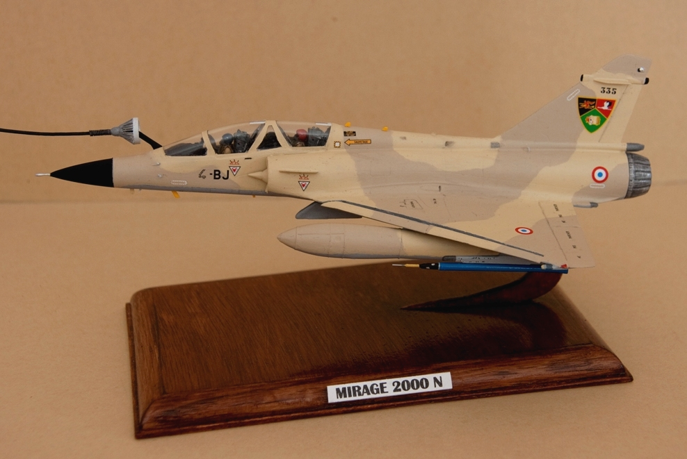Avions 1/72 Mirage10