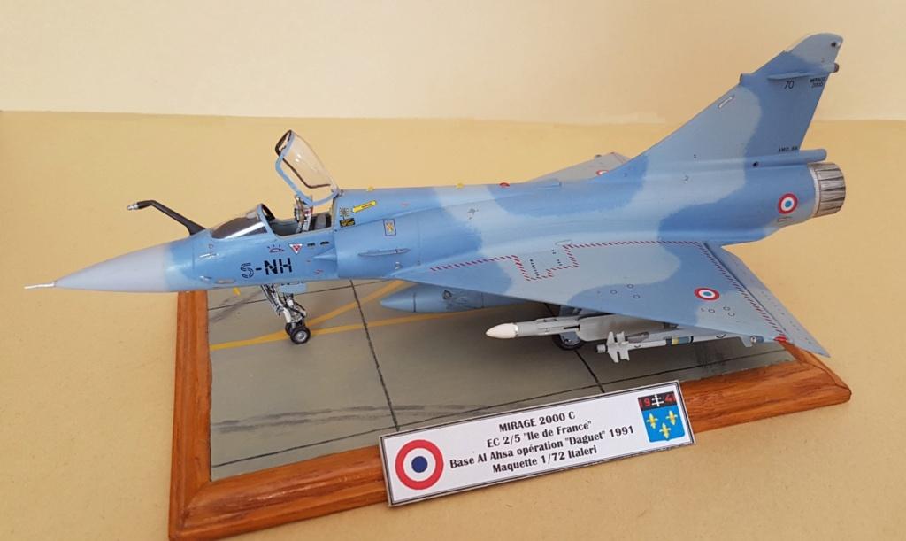 Avions 1/72 Mirage11