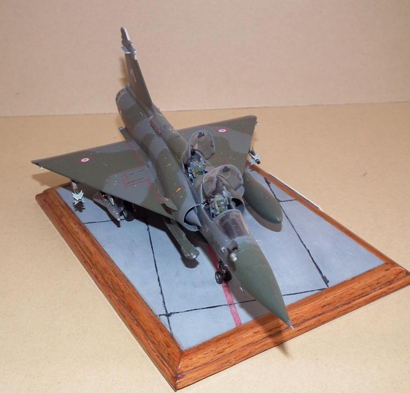 Avions 1/72 - Page 2 Mirage12
