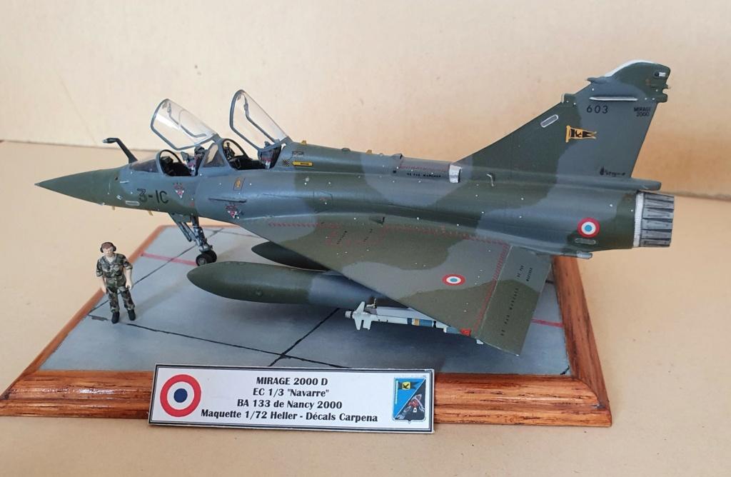 Avions 1/72 - Page 2 Mirage13