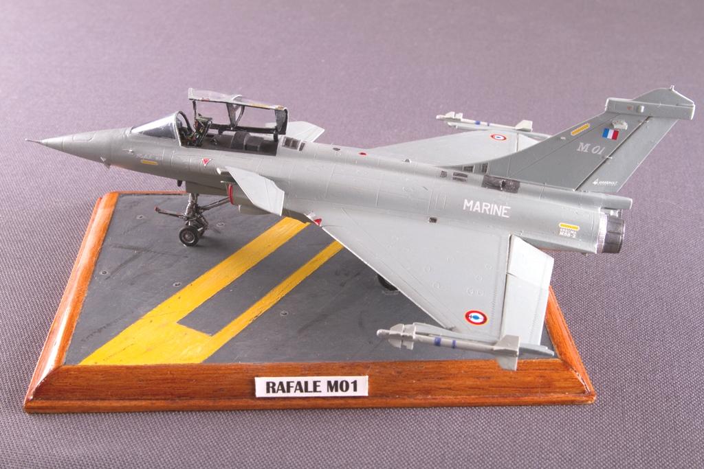 Avions 1/72 Rafale10