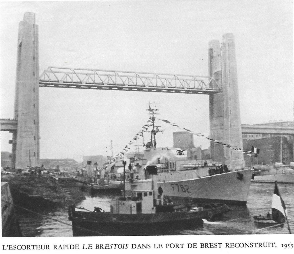 Le port de Brest 0000611
