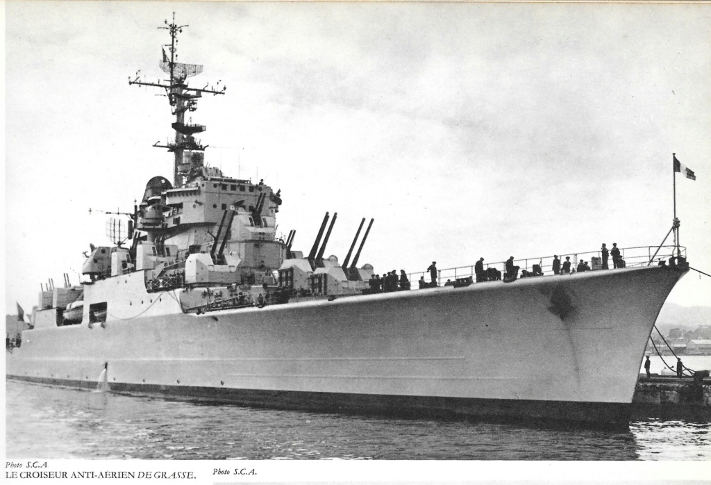 Croiseur Anti-aérien De Grasse 0000911