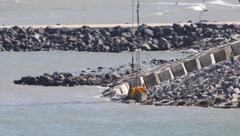 Travaux au port d'Oostende Aaa1110
