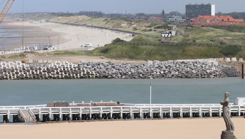 Travaux au port d'Oostende Aaa1410