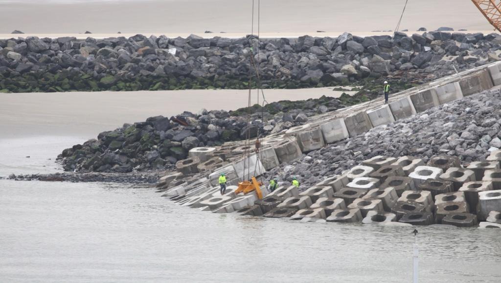 Travaux au port d'Oostende Aaa1510