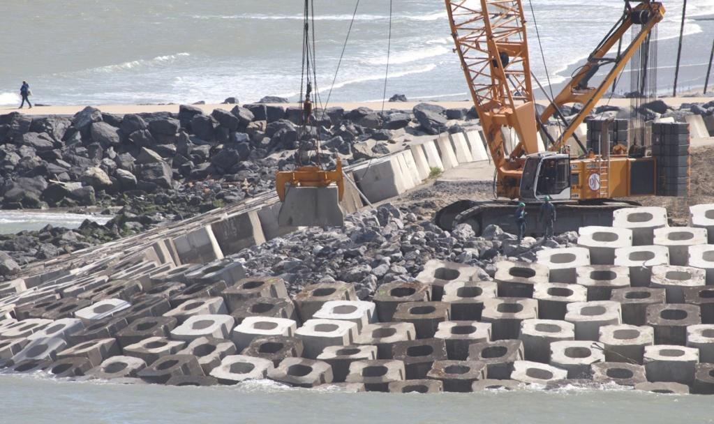 Travaux au port d'Oostende Aaa1810