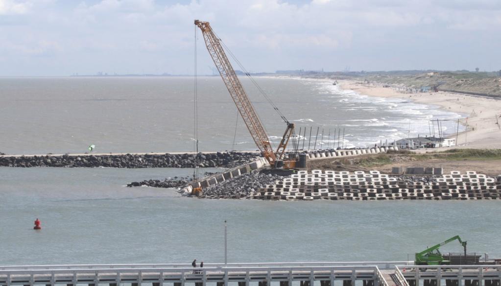 Travaux au port d'Oostende Aaa910