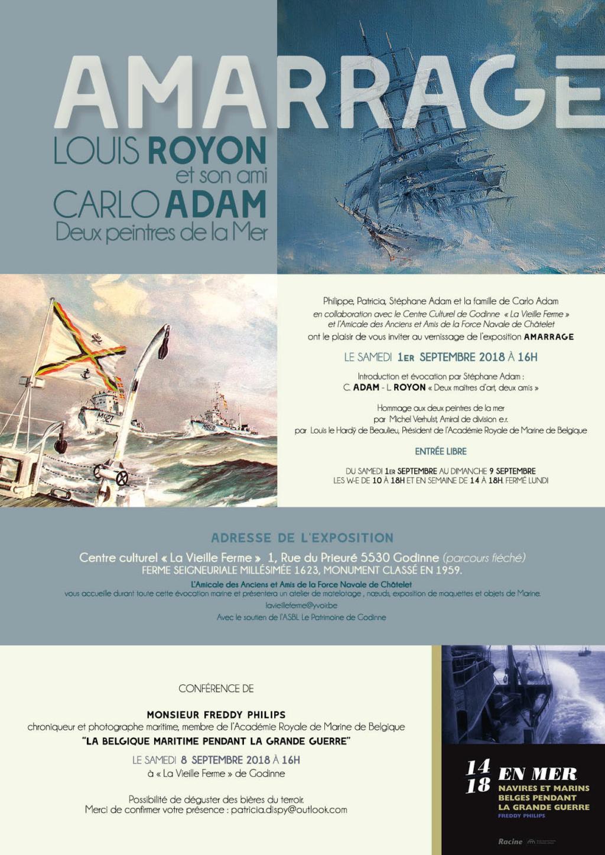 Expo peintures de la mer Amarra10
