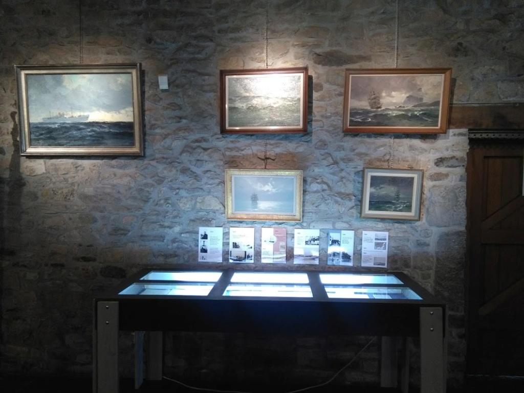 Expo peintures de la mer Amarra12