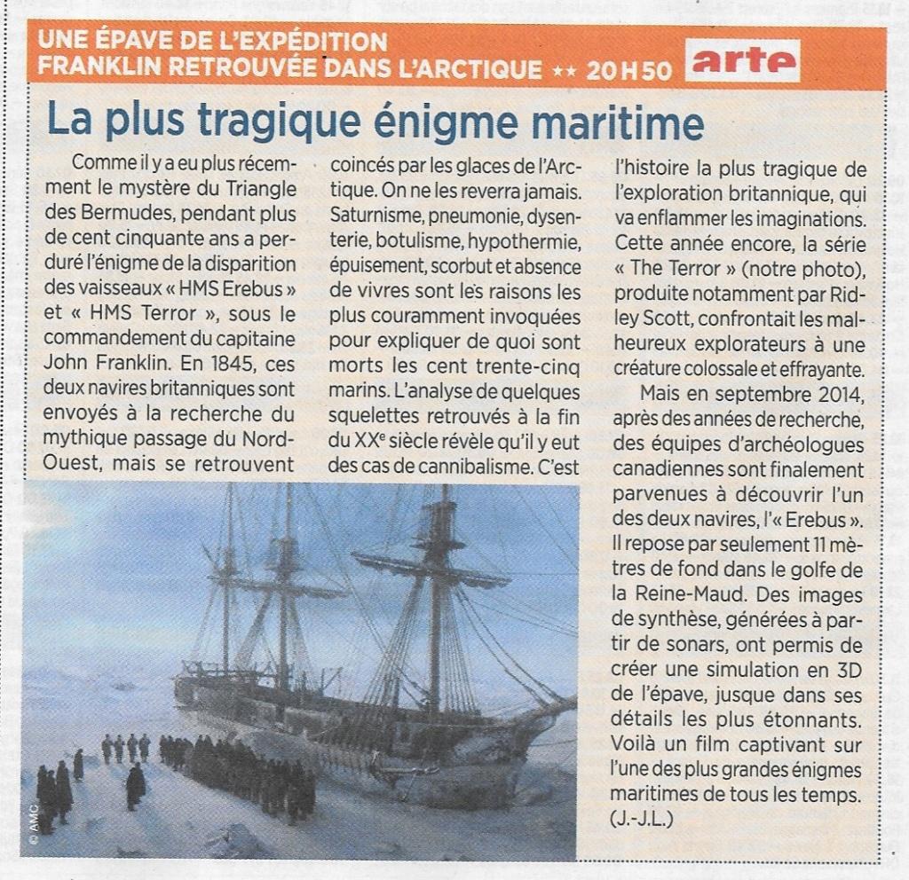 La marine à la télévision - De Marine op tv - Page 27 Arte10