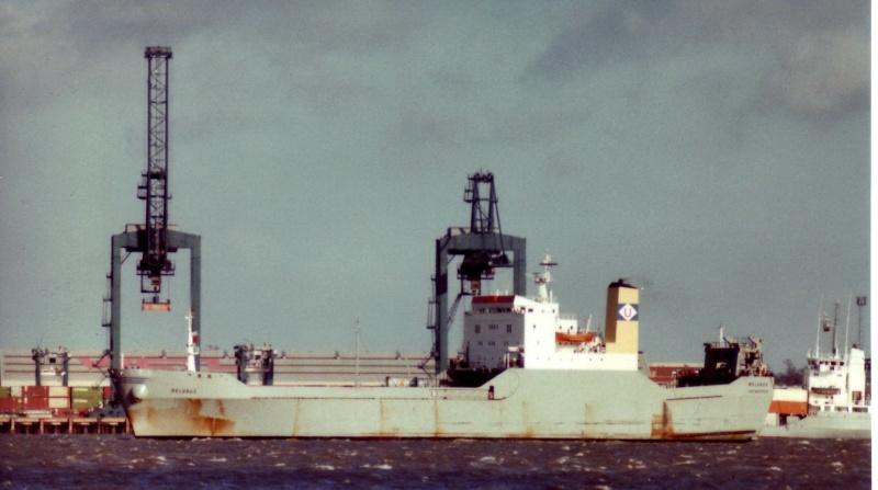 Ancien de la marine marchande Belvau10